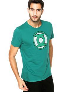 Camiseta Fashion Comics Lanterna Verde