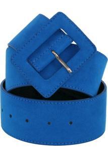 Cinto Luiza Barcelos Cinto Azul