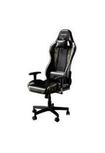 Cadeira Gamer Bunker Camuflada Verde Pro E-Sports Ergonomica Reclinavel