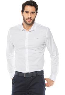 Camisa Triton Comfort Branca
