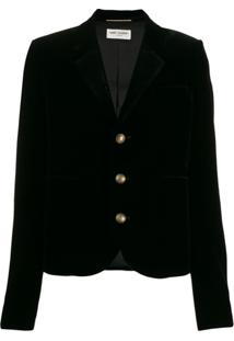 Saint Laurent Blazer Slim - Preto