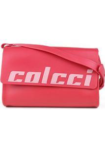 Bolsa Colcci Mini Bag Firenze Feminina - Feminino-Vermelho
