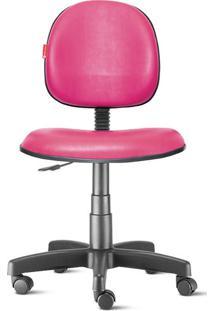 Cadeira Executiva Giratória Courvin Rosa