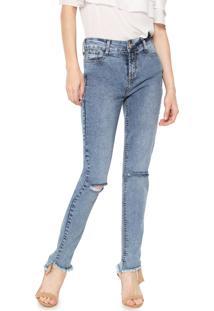 bcd4e6807 R$ 124,99. Kanui Calça Jeans Dzarm Skinny Azul