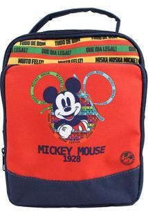 Bolsa Térmica Mickey 90 Anos - Zona Criativa