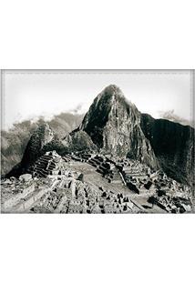 Jogo Americano Decorativo, Criativo E Descolado | Machu Picchu No Peru - Tamanho 30 X 40 Cm