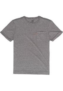 Camiseta West Coast Wc Wave Pocket Gaze Listrado
