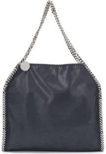 Stella Mccartney Falabella Tote Bag - Azul