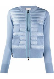 Moncler Padded Jacket - Azul