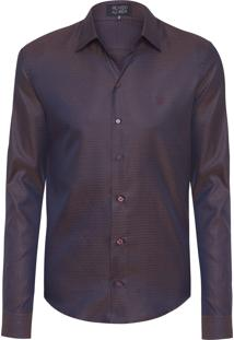 Camisa Masculina Loan - Preto