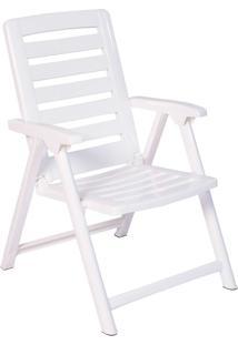Cadeira Tavira – Xplast - Branco