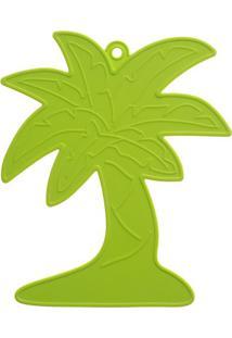 Pegador De Panelas Palmeira- Verde Claro- 1X21,5X10Cquadrifoglio