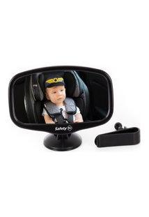 Espelho 2 Em 1 Safety 1St Preto - Safety 1St