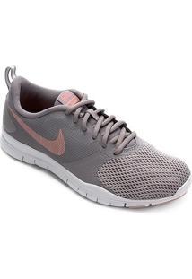 Tênis Nike Flex Essential Tr Feminino - Feminino-Rosa+Cinza