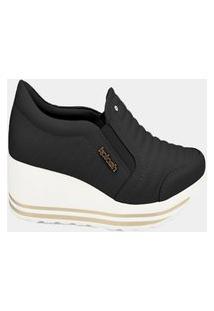 Tênis Kolosh Sneaker Plataforma Anabela C1411 Feminino