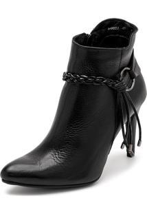Bota Sandalo Clave De Fa Elis Black - Kanui