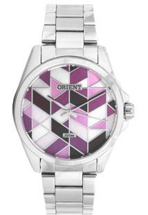 Relógio Orient Fbss0060-Lrsx Prata
