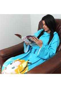Cobertor Com Mangas Alice