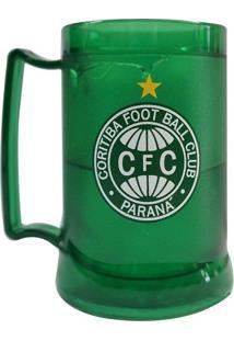 Caneca Gel Coritiba Escudo Verde