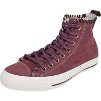 7d134c1d114 Tênis Converse All Star Ct As Leather Hi Roxo