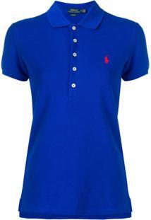 Camisa Pólo Elastano Polo Ralph Lauren feminina  0c7787c3c1d44