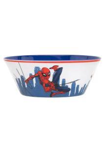 Tigela Marvel Homem-Aranha 14 Cm - Home Style