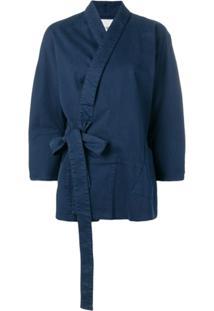 Henrik Vibskov Whirl Jacket - Azul