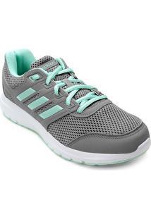 Tênis Adidas Duramo Lite 2 0 Feminino - Feminino-Cinza+Verde Água