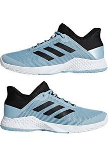Tênis Adidas Adizero Club Masculino - Masculino-Azul Claro+Preto