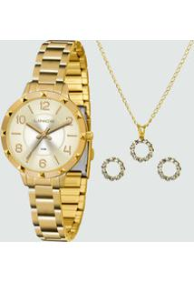 Relógio Feminino Lince Lrg4503Lk284C2Kx