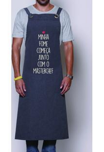Avental Fome De Masterchef