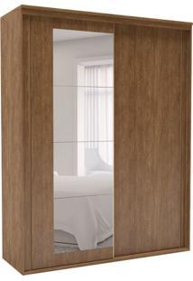 Guarda-Roupa Solteiro Inovatto Com Espelho 3 Pt 3 Gv Álamo
