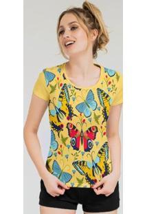 Camiseta Stompy Feminina Estampada 12 - Feminino