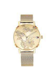 Relógio Tommy Hilfiger Feminino Aço Dourado - 1781921
