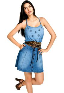 Regata Energia Fashion Denim Indigo Azul