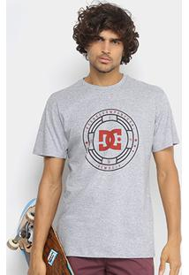 Camiseta Dc Shoes Rulett Masculina - Masculino