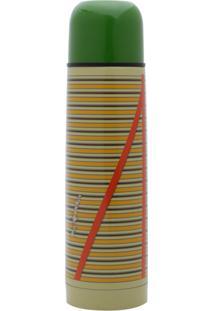 Squeeze Carisma Termico 500Ml, Mini Garrafa Termica Chaves - Verde - Dafiti