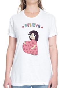 Believe - Camiseta Clássica Unissex