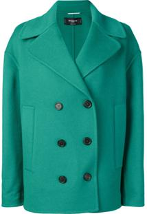 Rochas Jaqueta De Tweed - Verde