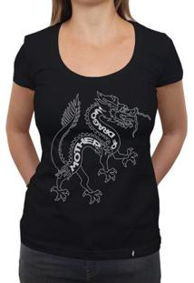 Mother Of Dragons - Camiseta Clássica Feminina