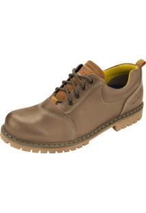 Sapato Beeton Walker403T Castanho