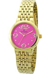Relógio Champion Analógico Ch24919L Feminino - Feminino