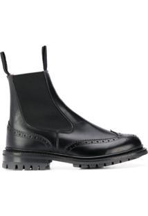 Tricker'S Ankle Boot Silvia - Preto