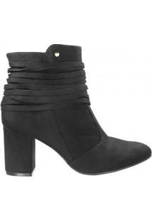 Bota Firezzi Ankle Boot Feminina