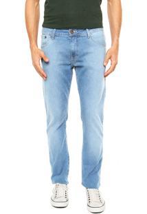 Calça Jeans Forum Estonada Azul