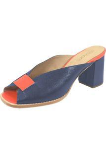 Sandália S2 Shoes Ludmila Azul Cobalto