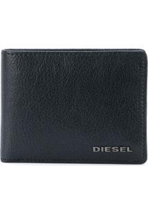 Diesel Carteira 'Hiresh Xs' - Preto