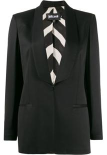 Just Cavalli Blazer Slim - Preto