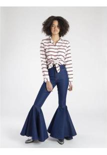 Calça Jeans Amapô Godê Feminina - Feminino