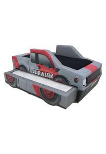 Bicama Jurassic - Cama Carro